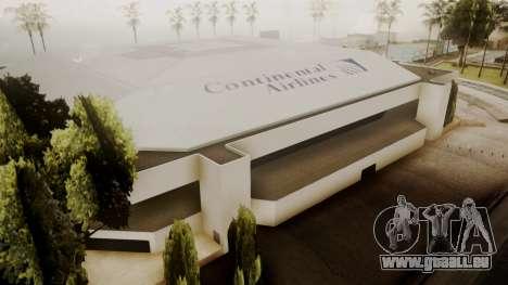 New Los Santos FORUM pour GTA San Andreas quatrième écran