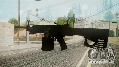 LSAT Battlefield 3 pour GTA San Andreas deuxième écran