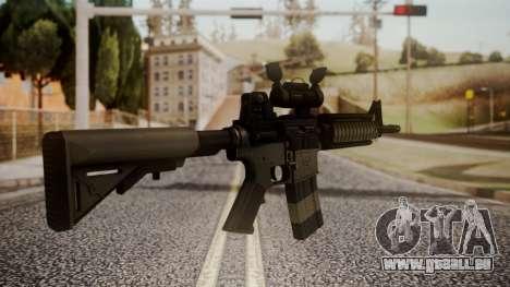 Rifle by catfromnesbox für GTA San Andreas zweiten Screenshot