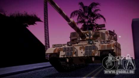 GTA 5 Rhino Tank IVF pour GTA San Andreas