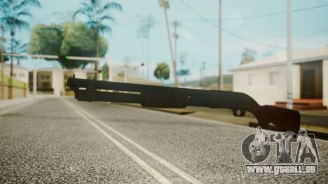 Shotgun by catfromnesbox für GTA San Andreas zweiten Screenshot