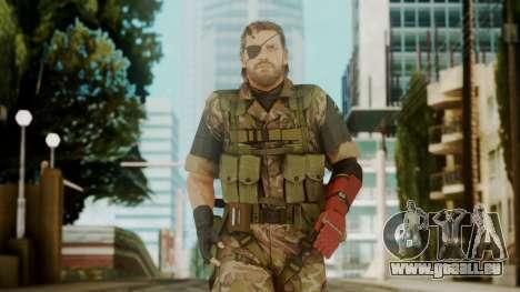 Venom Snake Woodland für GTA San Andreas