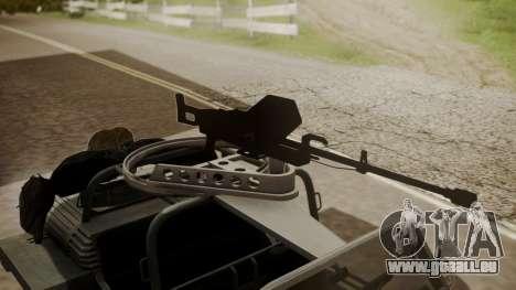 LY-T2021 pour GTA San Andreas vue de droite