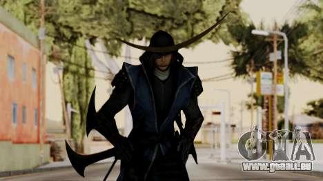 Sengoku Basara 3 - Masamune Date Original Weapon pour GTA San Andreas