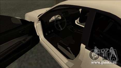 Nissan Skyline R34 Drift JDM pour GTA San Andreas vue de droite