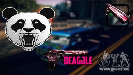 Deagle für GTA San Andreas