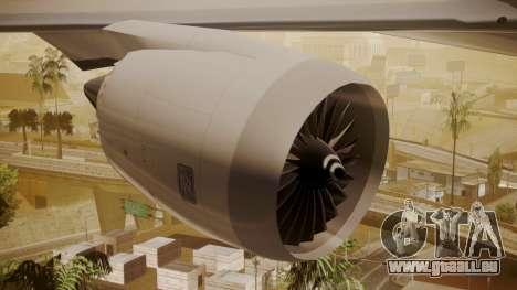 Boeing 787-9 ANA R2D2 pour GTA San Andreas vue de droite