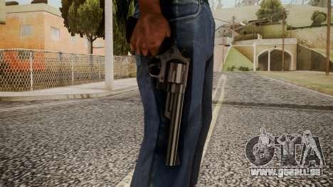Desert Eagle by catfromnesbox pour GTA San Andreas troisième écran