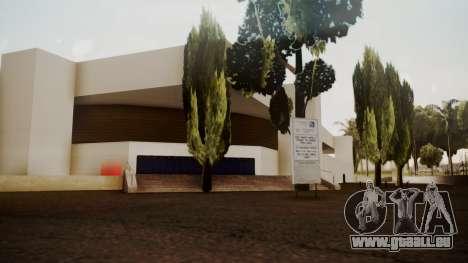 New Los Santos FORUM pour GTA San Andreas troisième écran