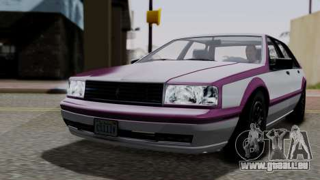GTA 5 Albany Primo IVF pour GTA San Andreas