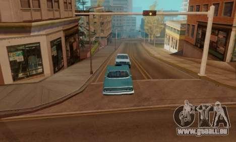 ENB Settings by LaiM pour GTA San Andreas deuxième écran
