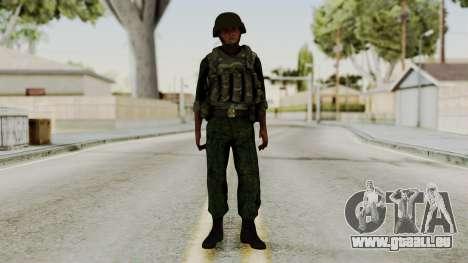 Die Luft Soldat für GTA San Andreas zweiten Screenshot