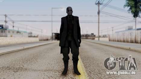 SkullFace pour GTA San Andreas deuxième écran