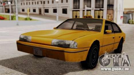 Taxi Emperor v1.0 pour GTA San Andreas