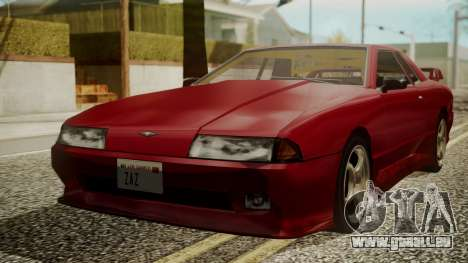 Elegy NR32 with Neon pour GTA San Andreas