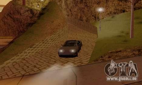 ENB Settings by LaiM pour GTA San Andreas quatrième écran