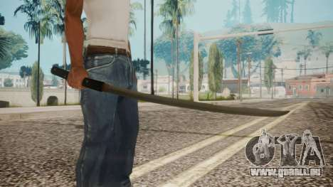 O-Ren Ishii Katana from Kill Bill für GTA San Andreas dritten Screenshot