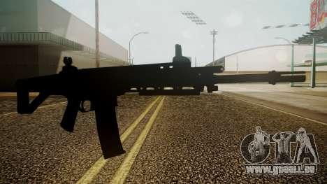 ACW-R Battlefield 3 pour GTA San Andreas deuxième écran