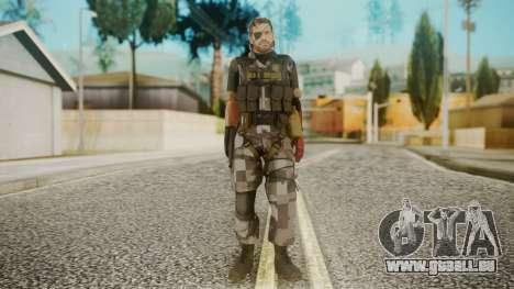 Venom Snake Square für GTA San Andreas zweiten Screenshot