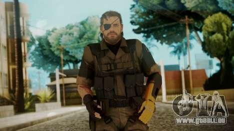 Venom Snake Stun Arm für GTA San Andreas