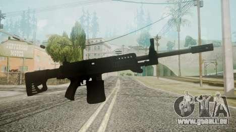 LSAT Battlefield 3 pour GTA San Andreas