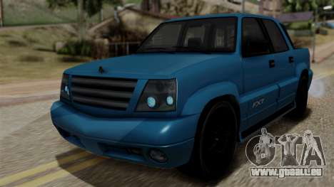 Syndicate Criminal (Cavalcade FXT) from SR3 pour GTA San Andreas