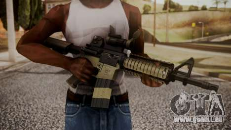 Rifle by catfromnesbox für GTA San Andreas dritten Screenshot
