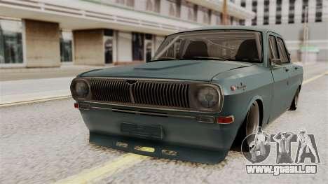 Le réchaud à GAZ 24 pour GTA San Andreas