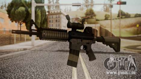 Rifle by catfromnesbox für GTA San Andreas