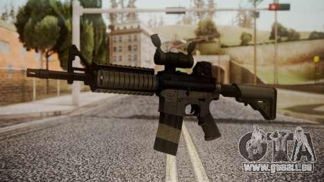 Rifle by catfromnesbox für GTA San Andreas