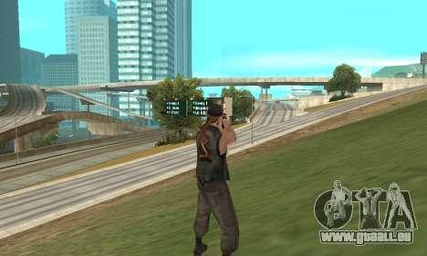 Deagle pour GTA San Andreas sixième écran