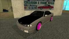 Nissan 200sx Drift JDM für GTA San Andreas