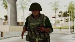 L'atmosphère de soldat