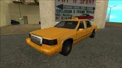 Stretch Sedan Taxi