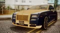 Rolls-Royce Ghost Mansory v2 für GTA San Andreas