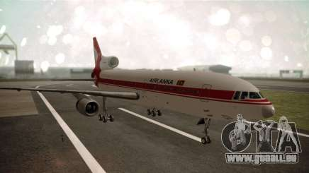 Lockheed L-1011 Air Lanka pour GTA San Andreas