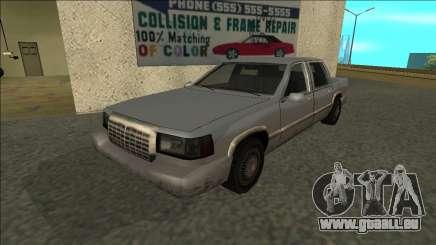 Stretch Sedan pour GTA San Andreas