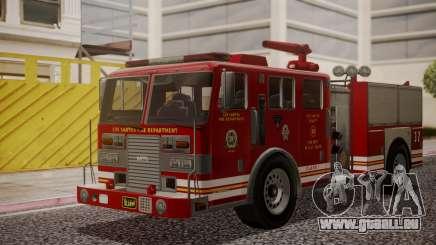 GTA 5 MTL Firetruck pour GTA San Andreas