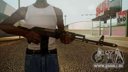 AK-74M Battlefield 3 pour GTA San Andreas