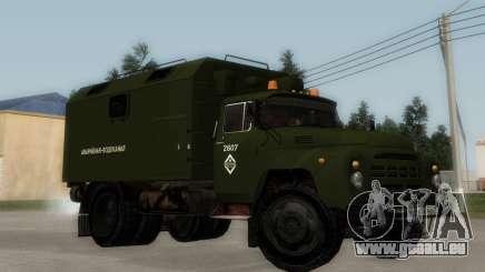 ZIL-130 Notfall Wasser für GTA San Andreas