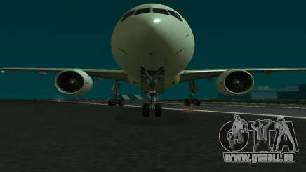 Boeing 777-200LR Philippine Airlines pour GTA San Andreas