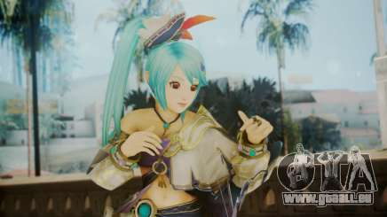Hyrule Warriors (Zelda) - Lana pour GTA San Andreas