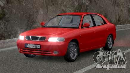 Daewoo Nubira I Hatchback CDX 1997 für GTA 4