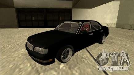 Nissan Cedric Drift pour GTA San Andreas