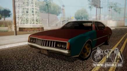 Paul Clover (FnF 7) für GTA San Andreas