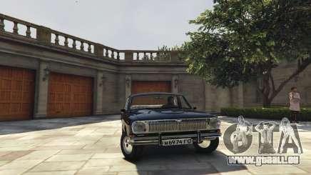 GAZ-24 pour GTA 5