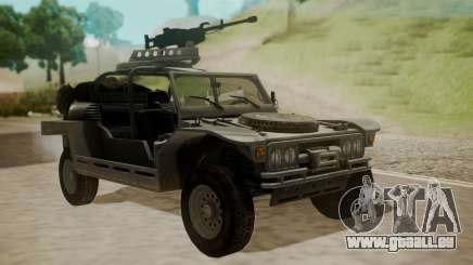 LY-T2021 pour GTA San Andreas