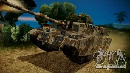 GTA 5 Rhino Tank für GTA San Andreas