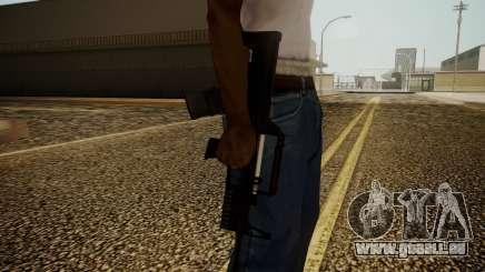 A-91 Battlefield 3 pour GTA San Andreas