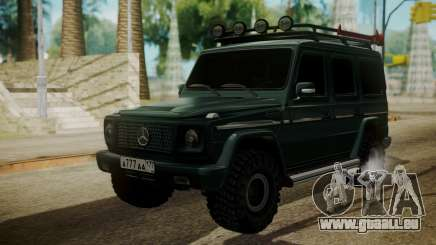 Mercedes-Benz G500 Off-Road für GTA San Andreas